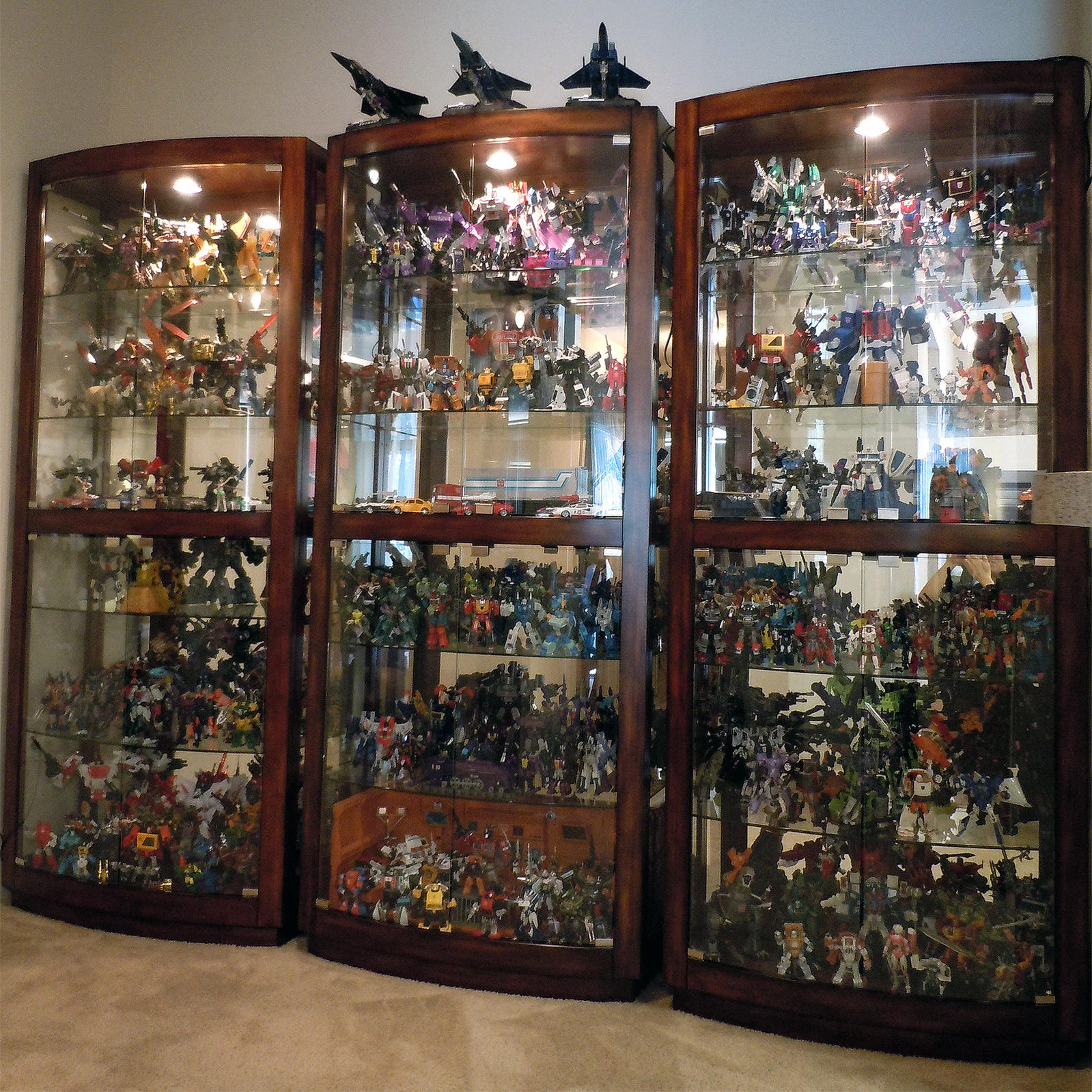 Superieur The Not Detolf Display Cases Thread | TFW2005   The 2005 Boards