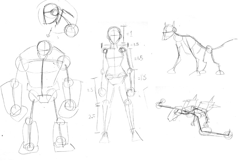 Drawing Transformers: Part 1: The Basics-samples1.jpg