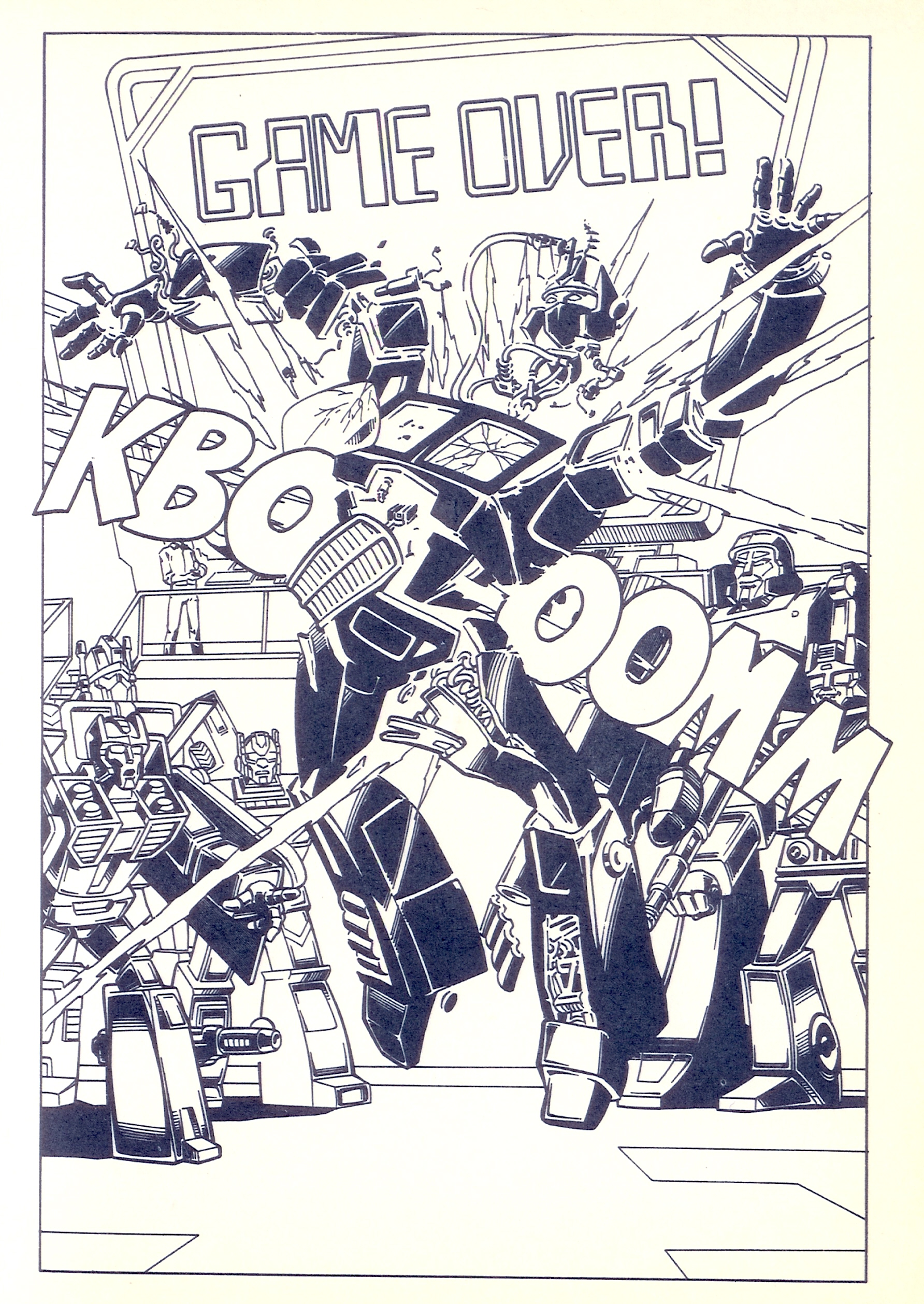 Be Nelson Yomtov! (Colorists, Tackle an Original Transformers Marvel Comics Page!)-scan0007.jpg