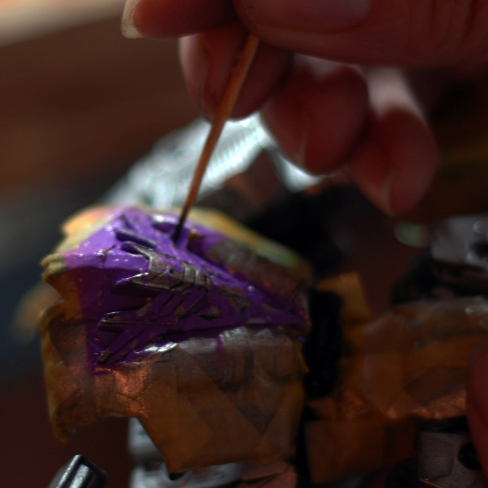 Rusty, Weathering Painting - with Generations [WfC] Megatron!-step-7-check-rust.jpg