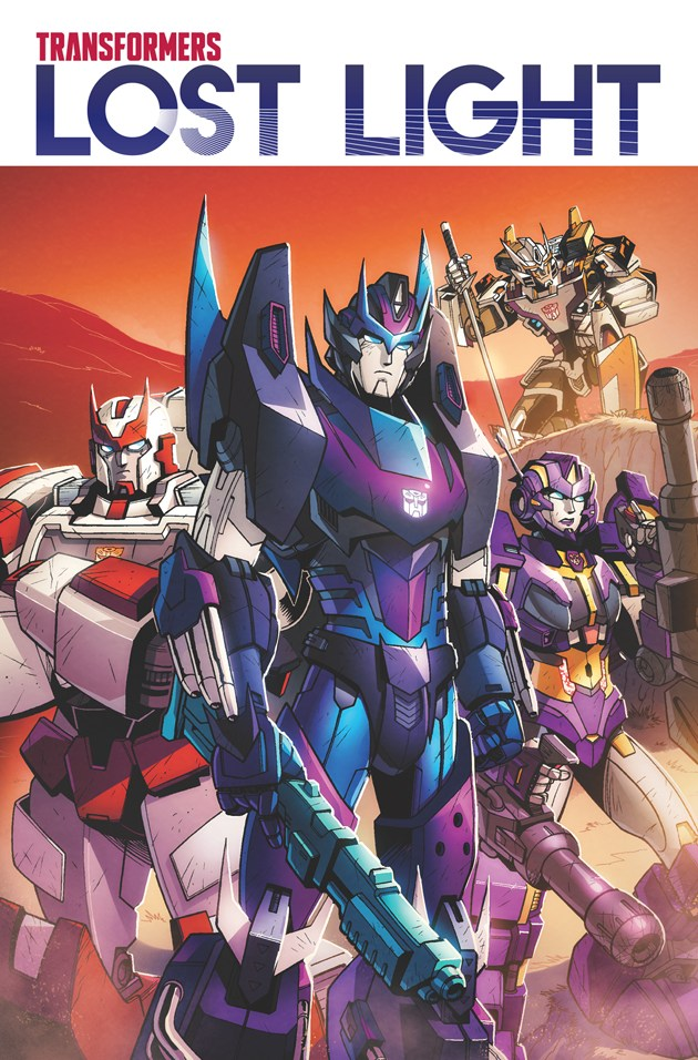 Barber, Roberts, & Scott on the new post-Revolution Transformers