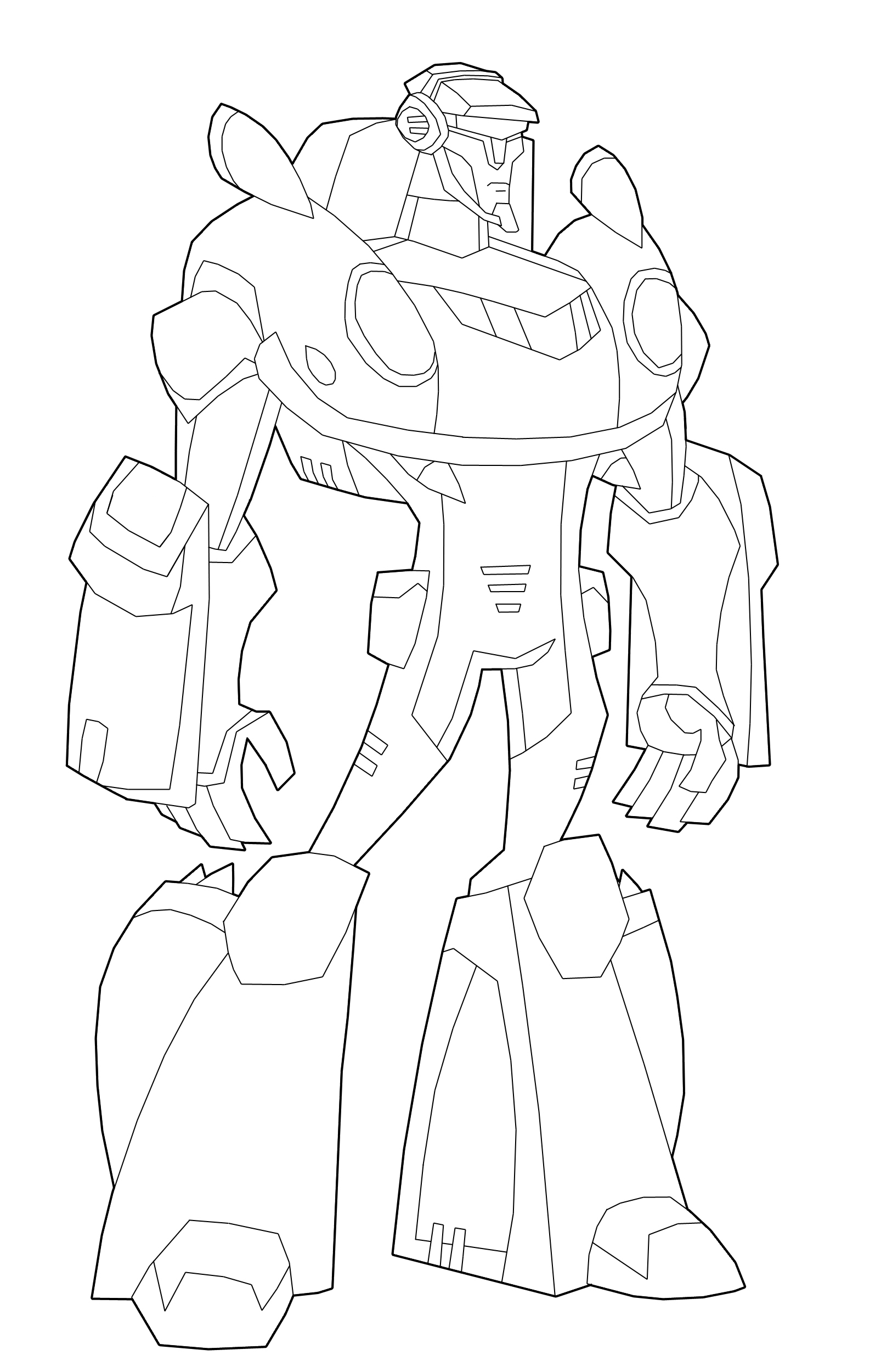 2D Artwork Ricochet P I for hire