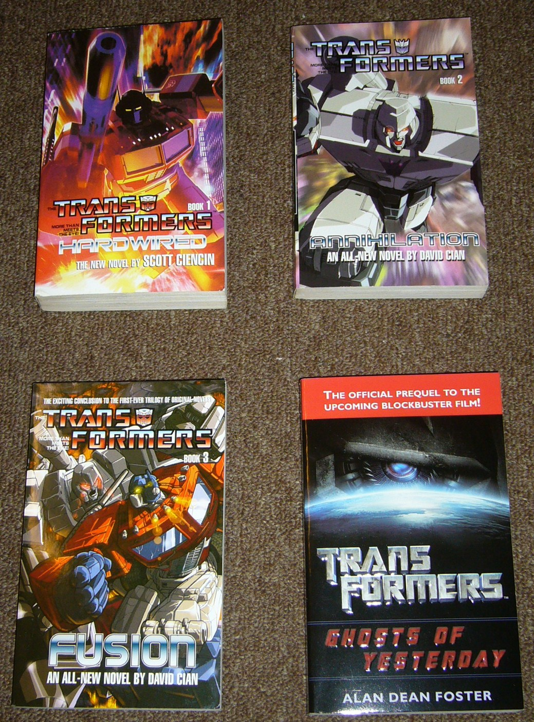 HUGE Collection Sale: Botcon, TFCC, Exclusives, G1, Universe, Classics and MORE-tfbooks.jpg