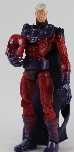 heavy scratch marvel legends magneto tfw2005 the 2005 boards
