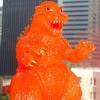 Orange Kaiju