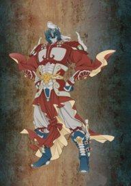 Mecha Prime