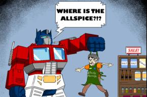 The Allspice