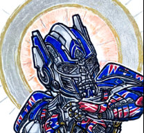 Shmoptimus Prime