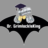 Dr. Grimlockisking